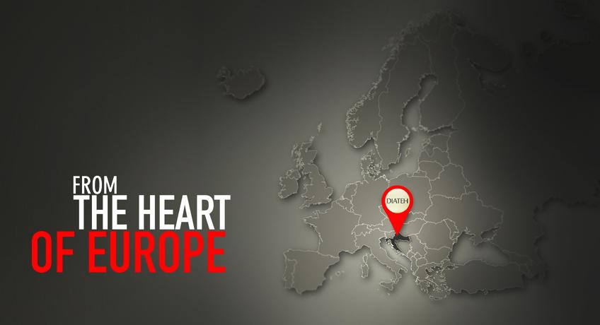 mapa europe