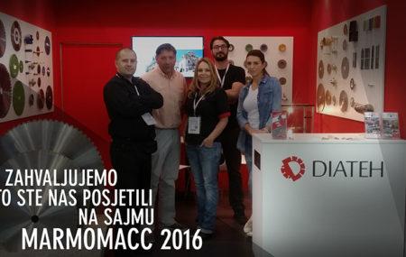 I ove godine, uspješno smo nastupili na sajmu Marmomacc 2016 u sklopuhrvatskog štanda Croatia – HGK Split.