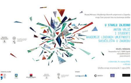 Diateh je ponosni sponzor izložbe 15. godina stakla u muzeju Mimara Zagreb.